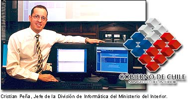 Revista gerencia cisco el pilar de la intranet del estado for Intranet ministerio del interior