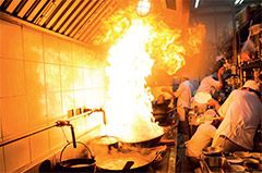 Flaming Grill Kitchen London